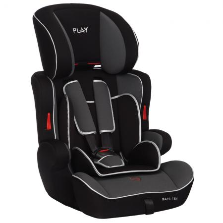 PLAY - Autosedačka Safe Ten 9-36 kg - Grey/balck 2015
