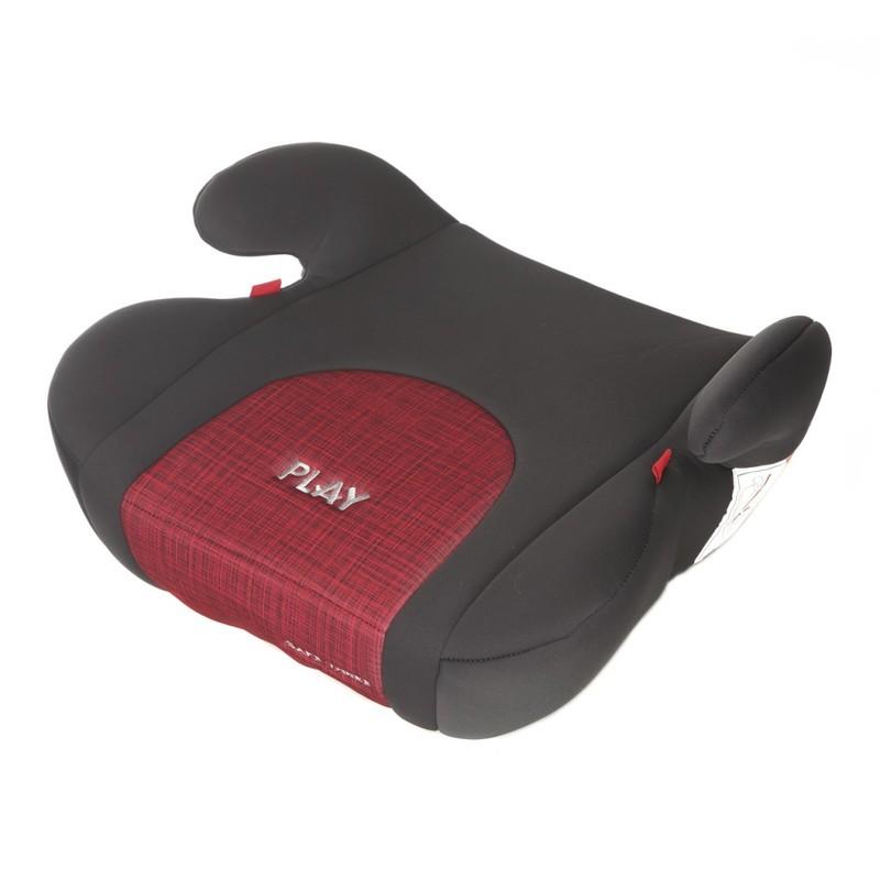 PLAY - Autosedačka Safe Three Plus 15-36 kg – Red
