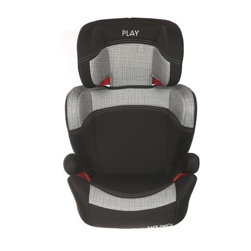 PLAY – Autosedačka Safe Two Plus 15-36 kg – Grey, 2017