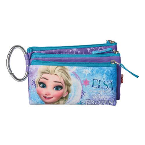 PLAY BAG - Puzdro na perá XL3 Frozen, 3D Elsa