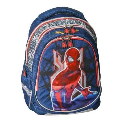 PLAY BAG - Školský batoh Maxx Spider-Man