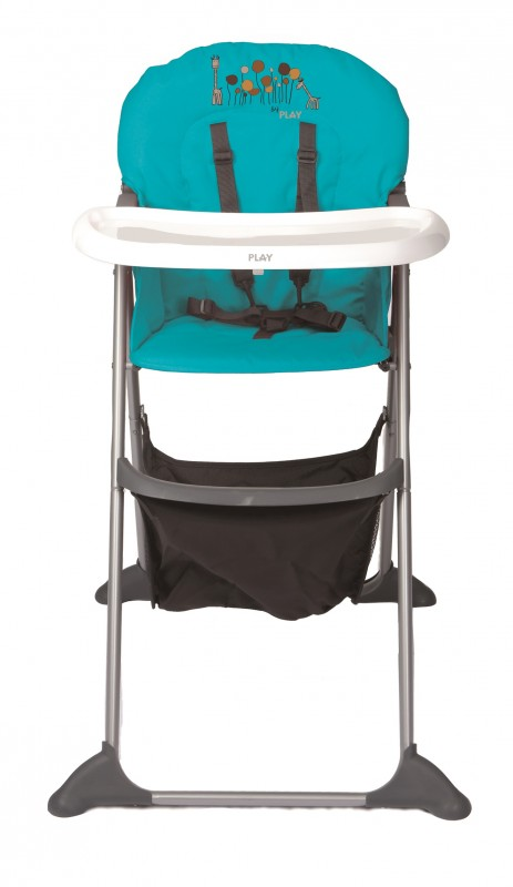 PLAY - Stolička na kŕmenie Kidseat 2015 - Aqua