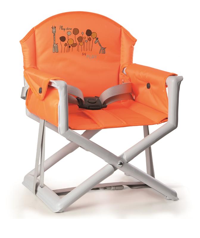 PLAY - Stolička na kŕmenie Play Dire - Narania, 2015