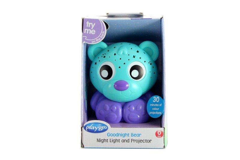 PLAYGO - Uspávacia lampička Medvedík s projektorom