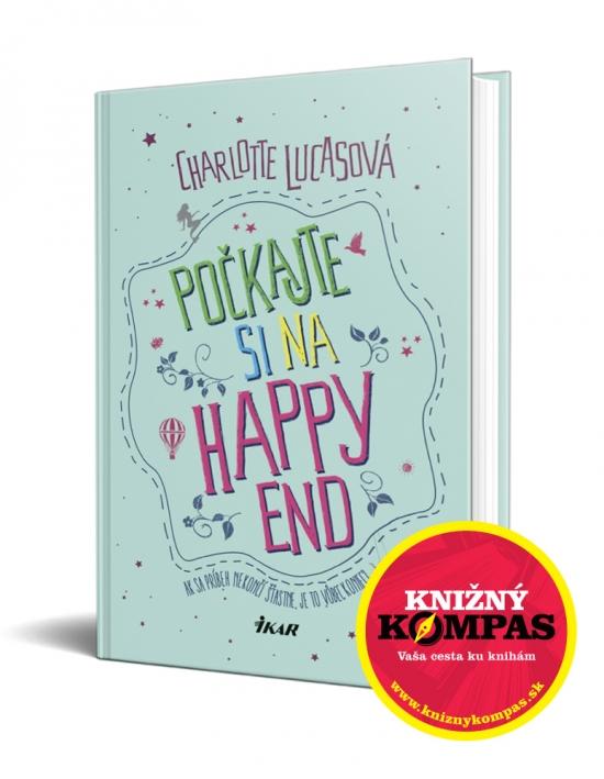 Počkajte si na happy end - Charlotte Lucasová