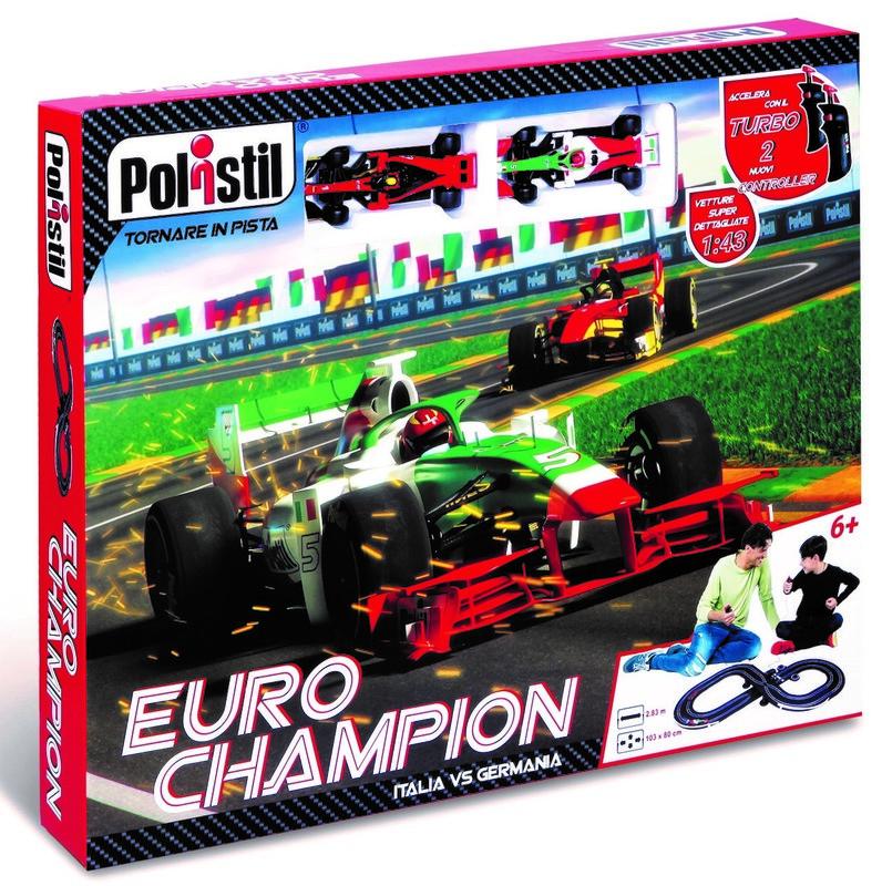 POLISTIL - Autodráha Euro Champion Formula one Track set