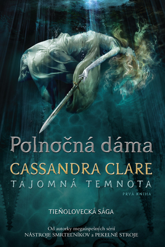 Polnočná dáma - Cassandra Clare