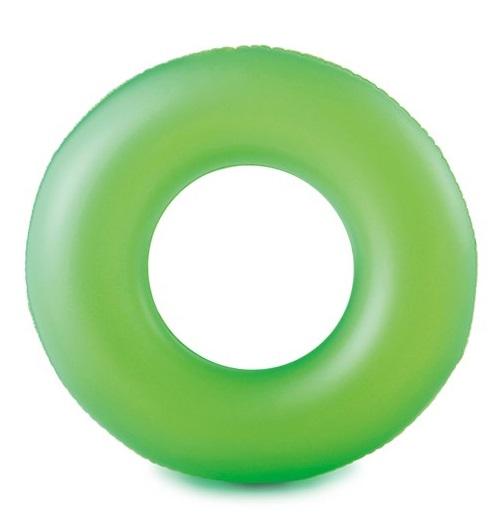 POLYGROUP - nafukovacie zelené koleso 91cm