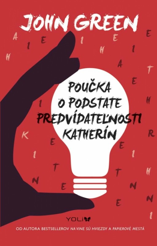 Poučka o podstate predvídateľnosti Katherín, 2. vydanie - John Green