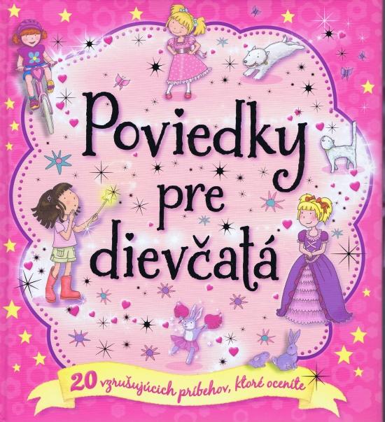 Poviedky pre dievčatá - autor neuvedený