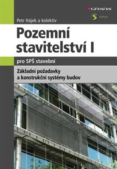 Pozemní stavitelství I. pro SPŠ stavební - Petr Hájek