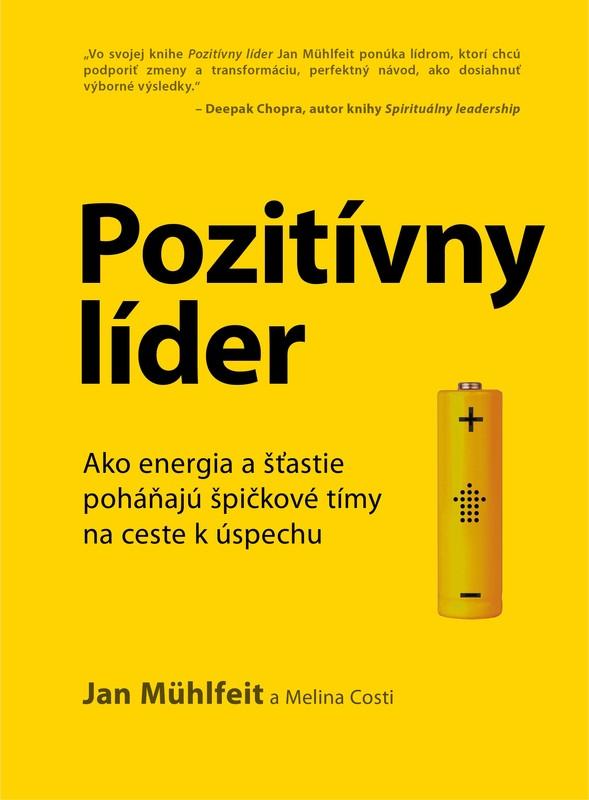 Pozitívny líder - Jan Mühlfeit, Melina Costi
