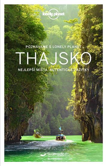 Poznáváme Thajsko - Lonely Planet - 2.vydání