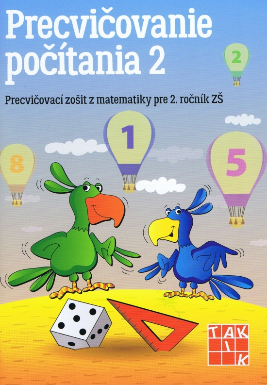 Precvičovanie počítania 2 PZ - Lenka Mráziková, Andrea Tláskalová