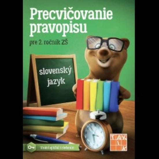 Precvičovanie pravopisu 2 - Kolektív autorov