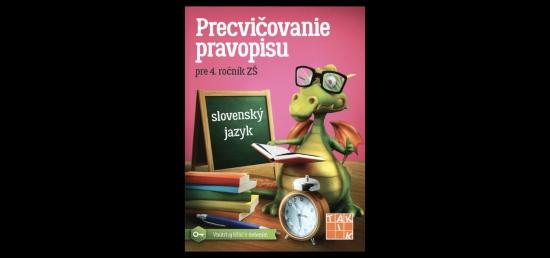 Precvičovanie pravopisu 3 PZ 2.vydanie - Kolektív autorov