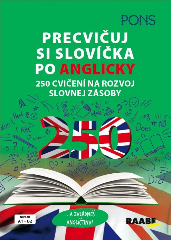 Precvičuj si slovíčka po anglicky (Pons ) - Mária Hudáková