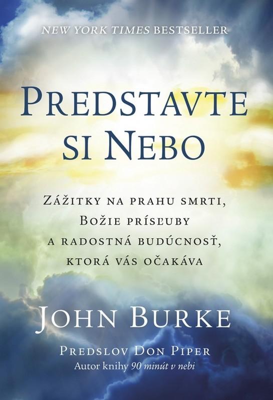 Predstavte si nebo - John Burke