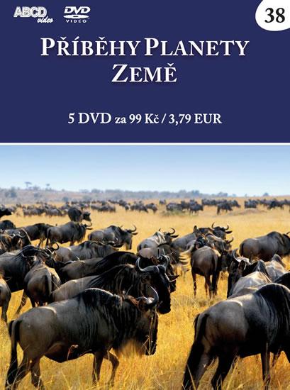 Příběhy planety Země - 5 DVD