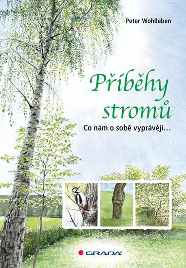 Příběhy stromů - Co nám o sobě vyprávějí... - Peter Wohlleben