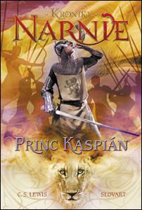Princ Kaspián (4) - Clive Staples Lewis