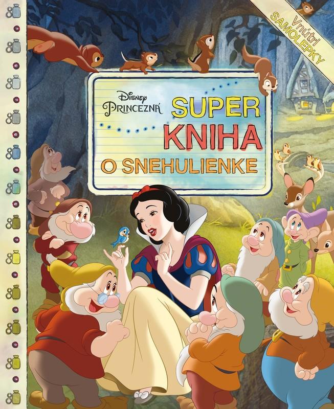 Princezná - Super kniha o snehulienke - kolektív autorov