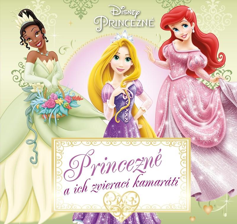 Princezné a ich zvierací kamaráti