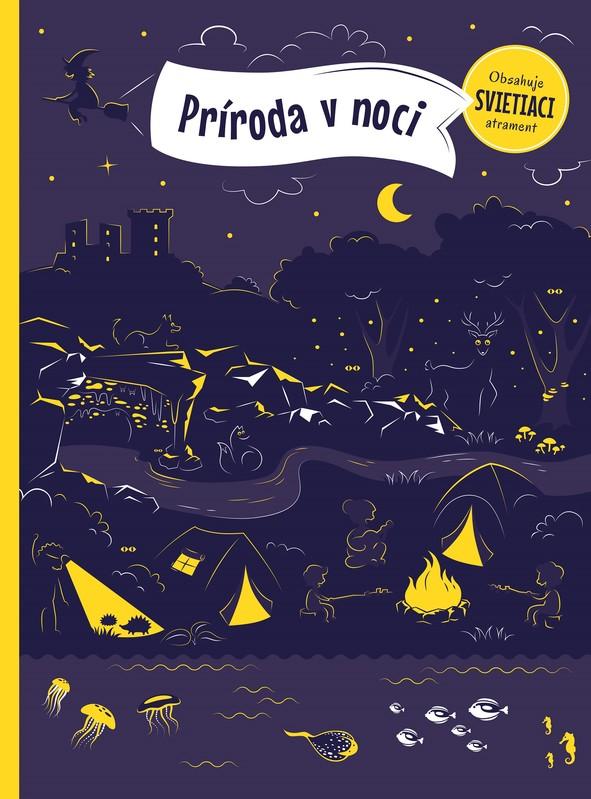 Príroda v noci - Petra Bartíková