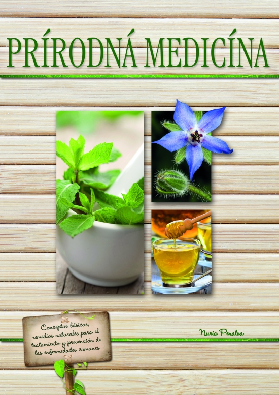 Prírodná medicína - Nuria Penalová