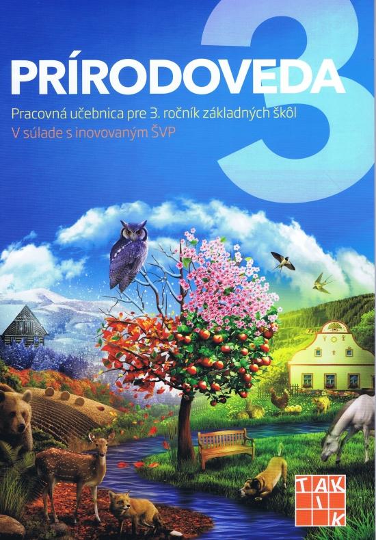 Prírodoveda 3 - Kolektív autorov