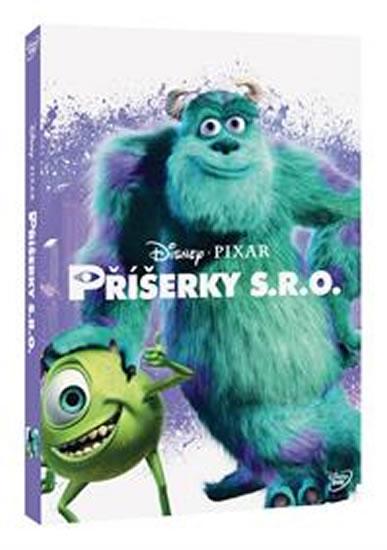 Příšerky s.r.o. DVD - Edice Pixar New Li