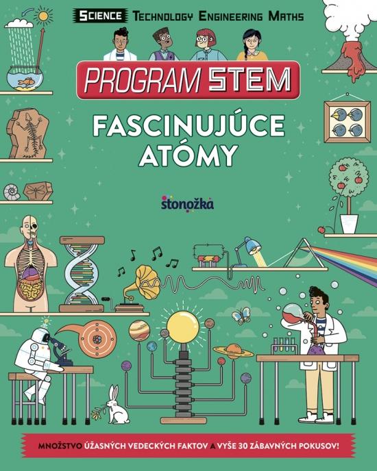 Program STEM: Fascinujúce atómy - Colin Stuart