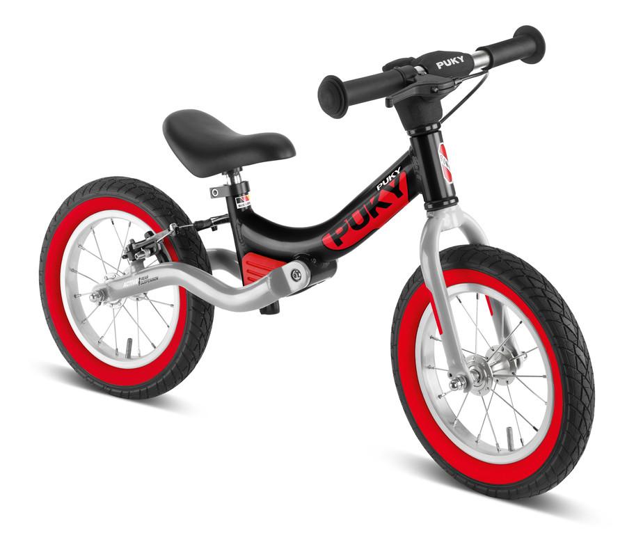 PUKY - Detské odrážadlo LR Ride Br - čierne