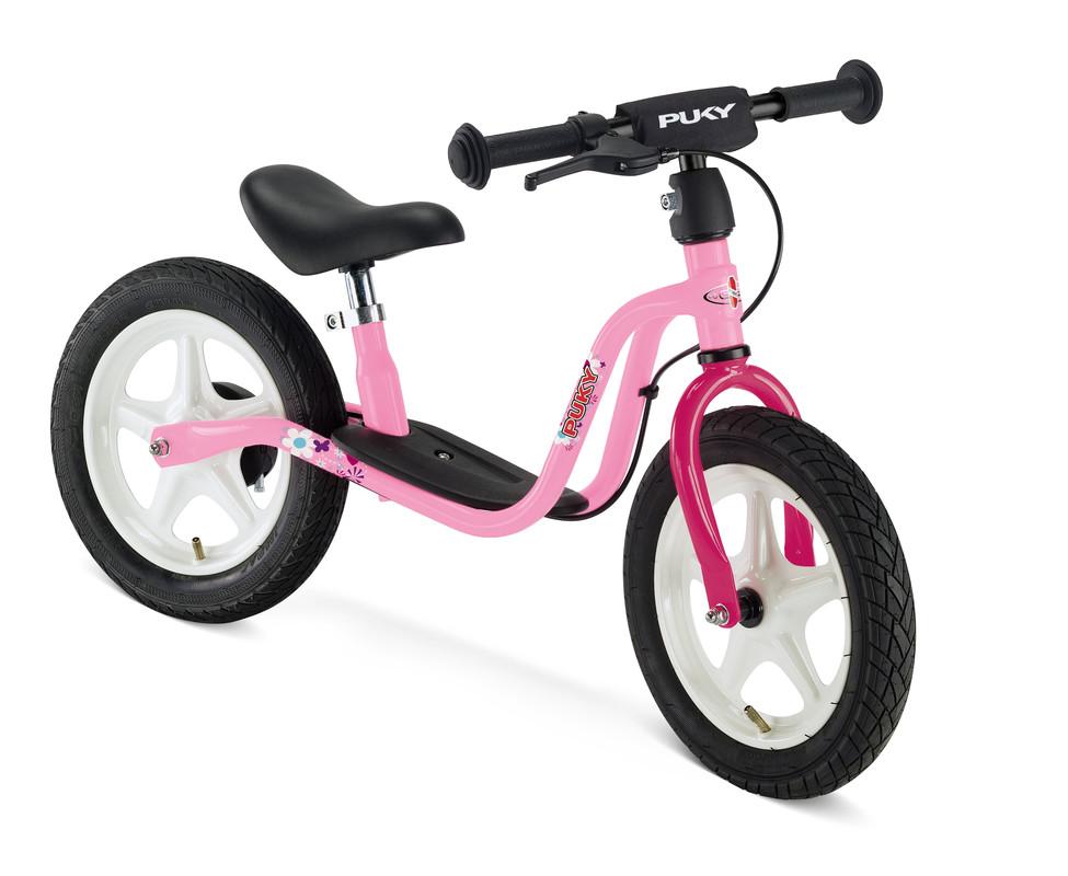 PUKY - Detské odrážadlo LR1BR - ružové