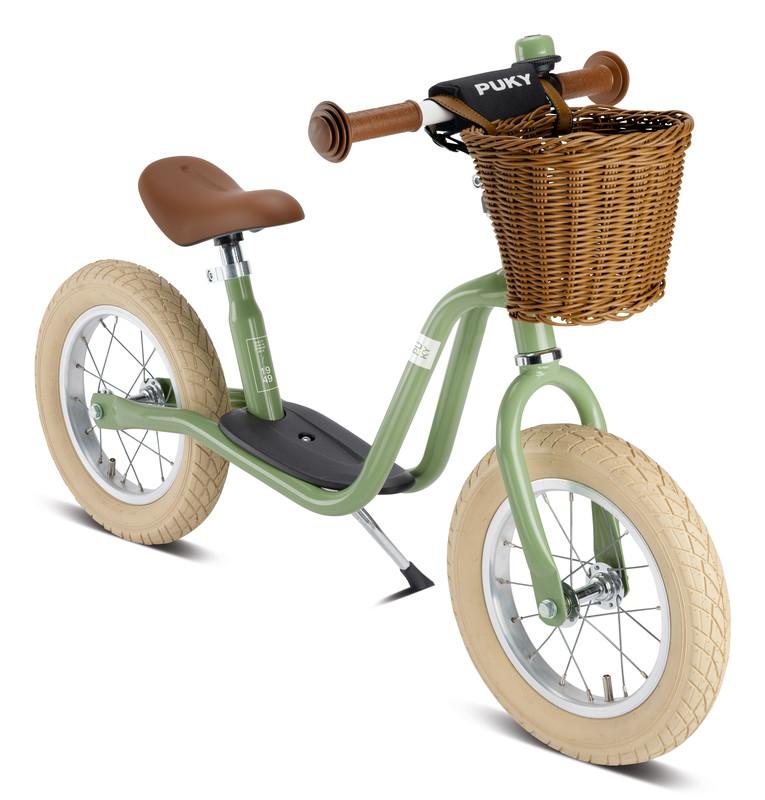 PUKY - Detské odrážadlo LRXL Classic - retro zelená