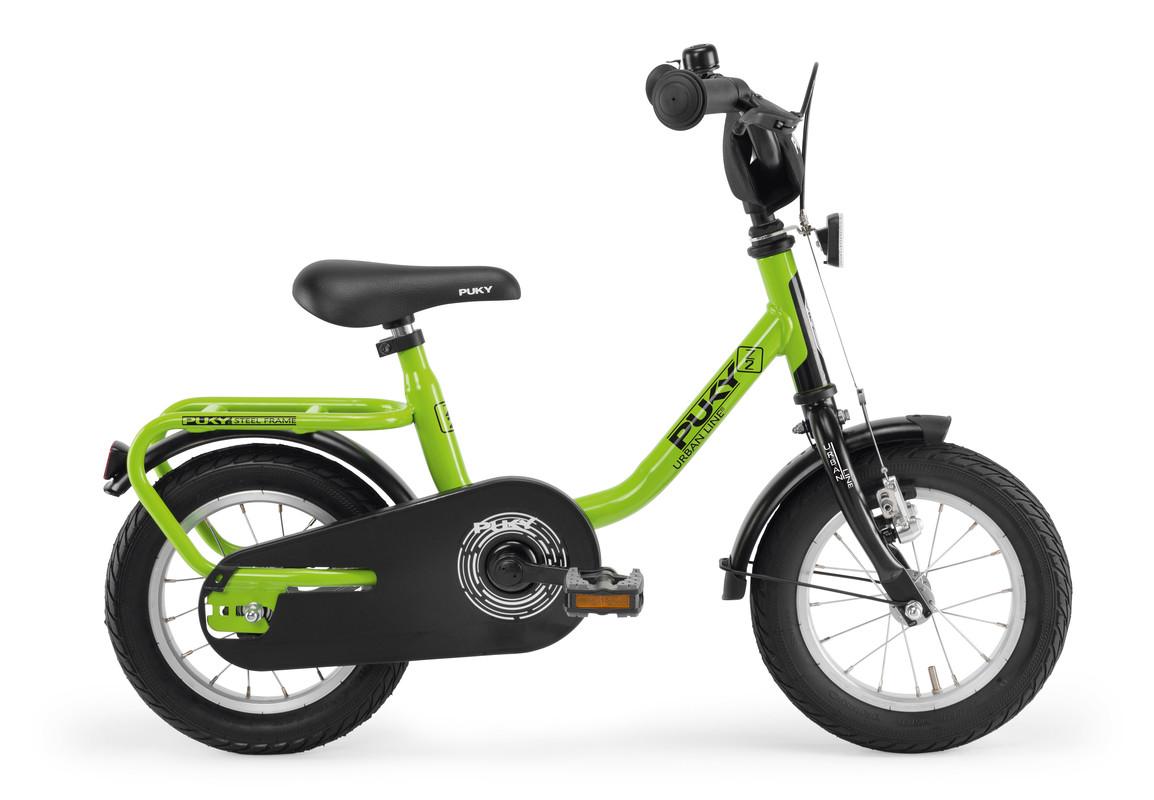 062dfca3b Hračky | PUKY - Detský bicykel Z2 - kiwi/čierna 2019 | www ...