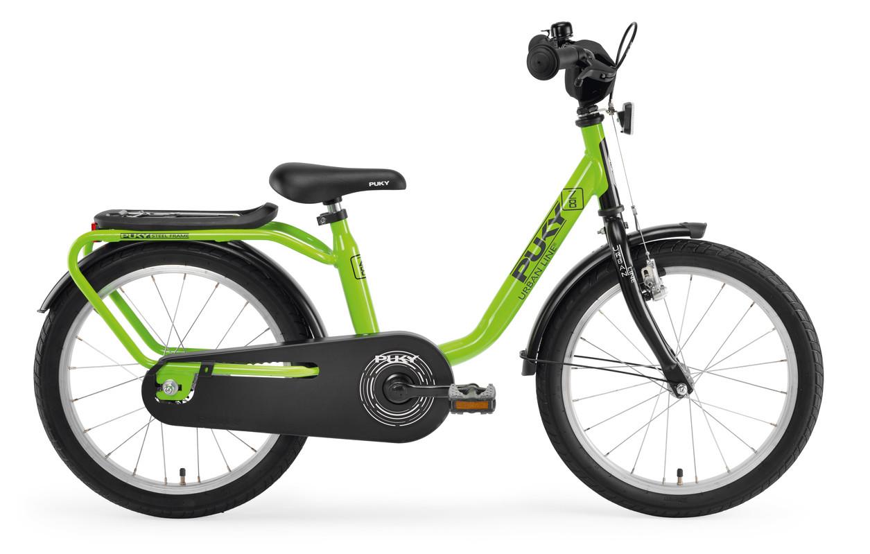 d425e49de Hračky | PUKY - Detský bicykel Z8 - kiwi/čierna 2019 | www ...