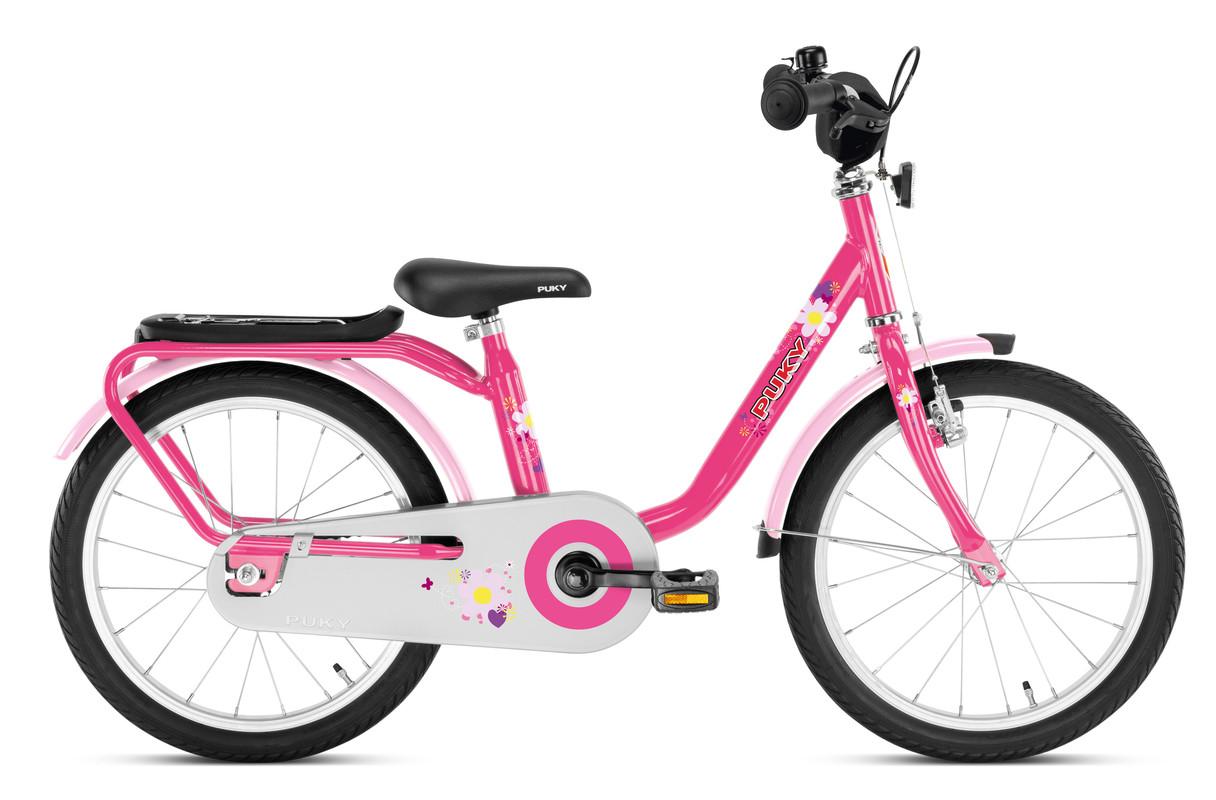 278c06bb2 PUKY - Detský bicykel Z8 - ružový 2019 empty