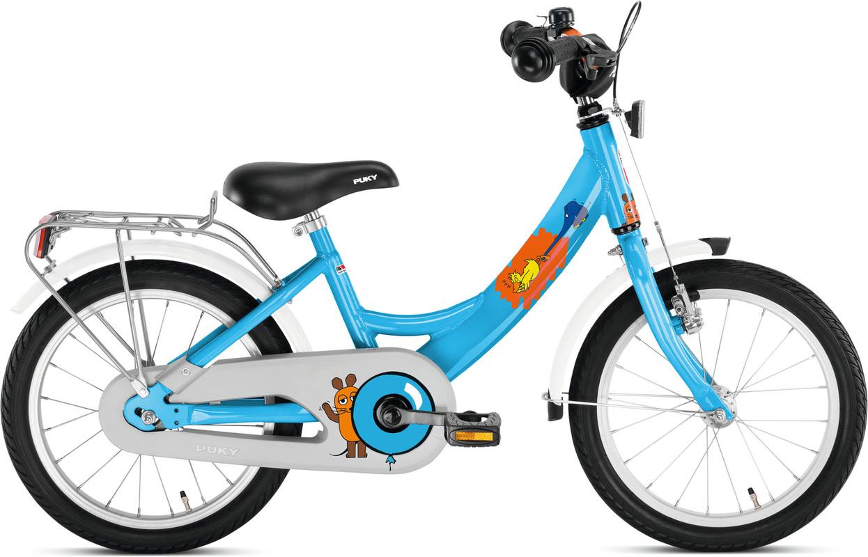 PUKY - Detský bicykel ZL 16 Alu - Maus 2019