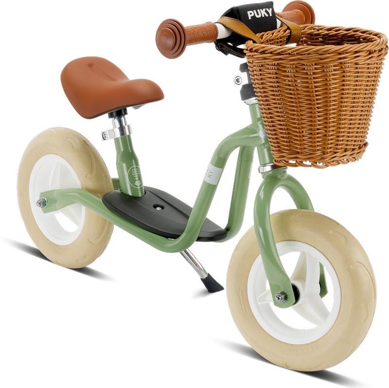 PUKY - odrážadlo LRM Classic - retro zelené