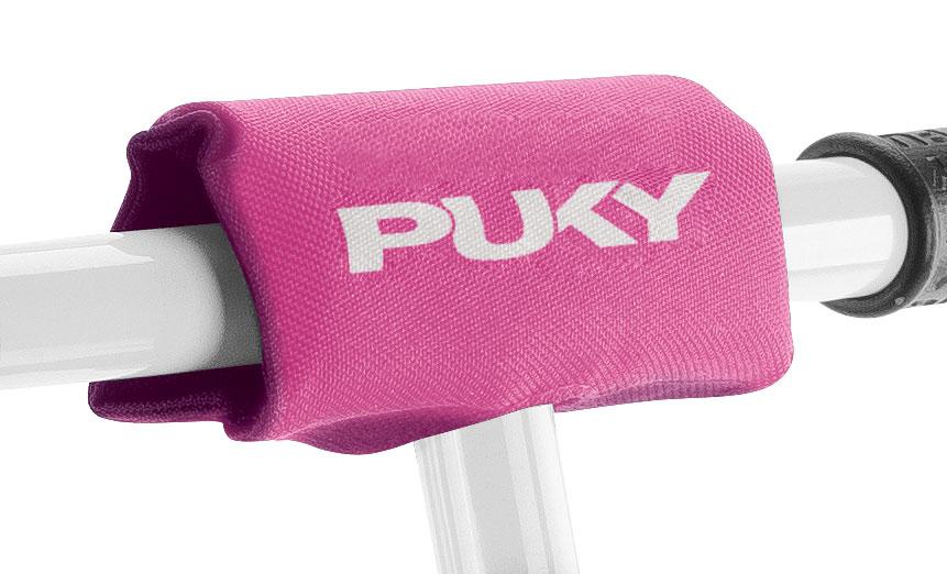 PUKY - Polstrovanie rukovätí pre odrážadlá, kolobežky, trojkolky LP2 - ružové