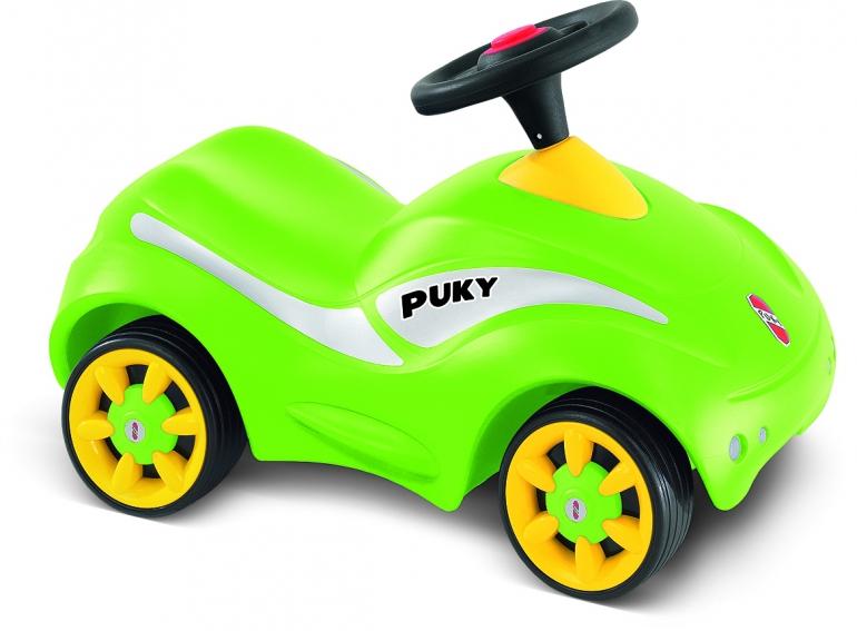 PUKY - Odrážadlo Racer - kiwi