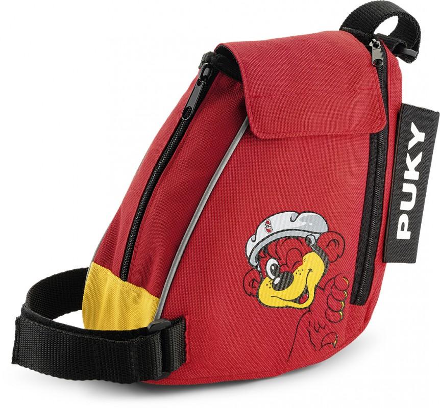 PUKY - Taška na odrážadlá LR s integrovaným nosným popruhom - červená