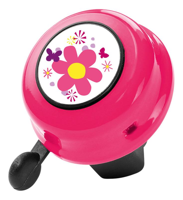 PUKY - Zvonček pre bicykle/kolobežky - ružová
