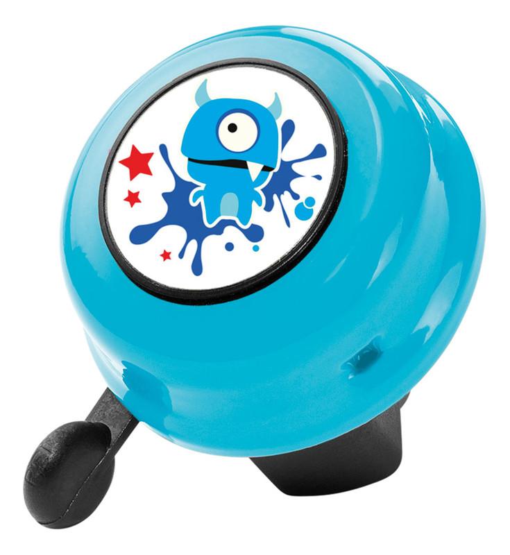 PUKY - Zvonček pre trojkolky - modrá