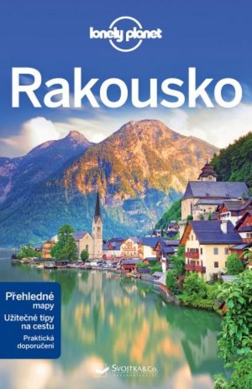 Rakousko- Lonely planet