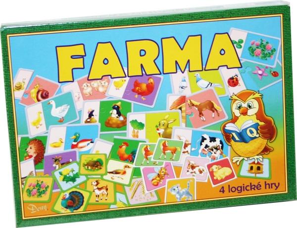 RAPPA - hra Farma