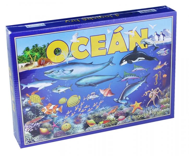 RAPPA - hra Oceán