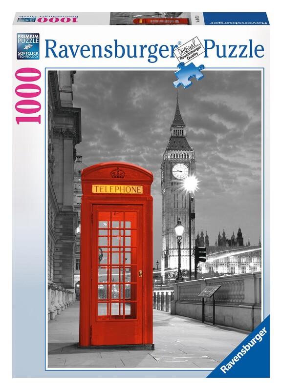 RAVENSBURGER - Big Ben 1000 Dielikov