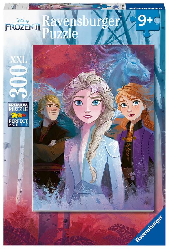 RAVENSBURGER - Disney Ľadové Kráľovstvo 2 300 Dielikov